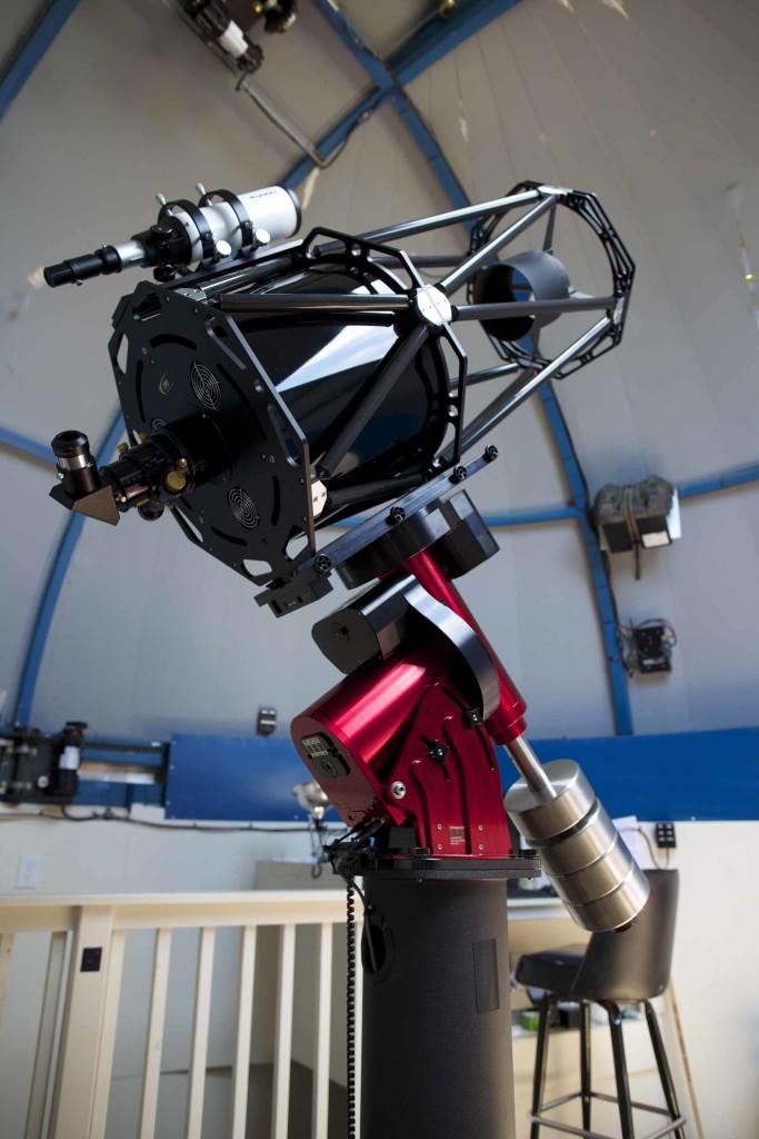 telescope & Mount